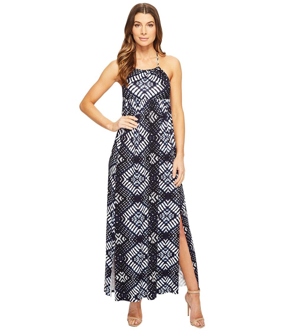 Rachel Pally Trudee Dress (Indigo Ikat) Women