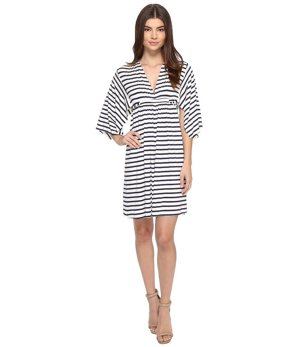 Rachel Pally Mini Caftan Dress (Jupiter Stripe) Women
