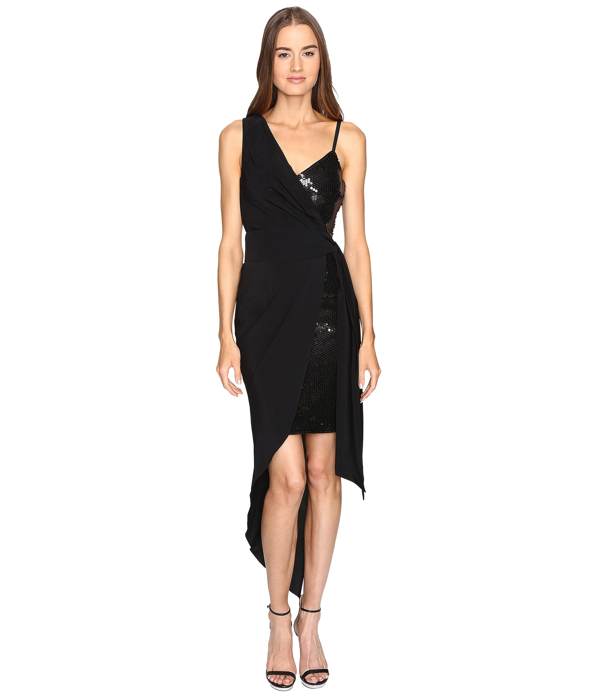 Boutique Moschino Cocktail Dress with Sash - Zappos.com Free ...