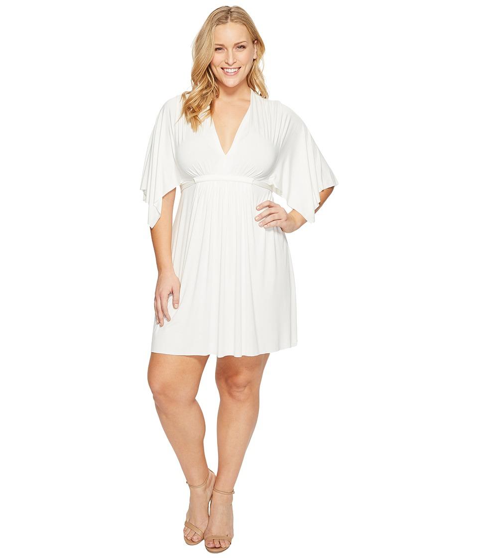 Rachel Pally - Plus Size Mini Caftan Dress