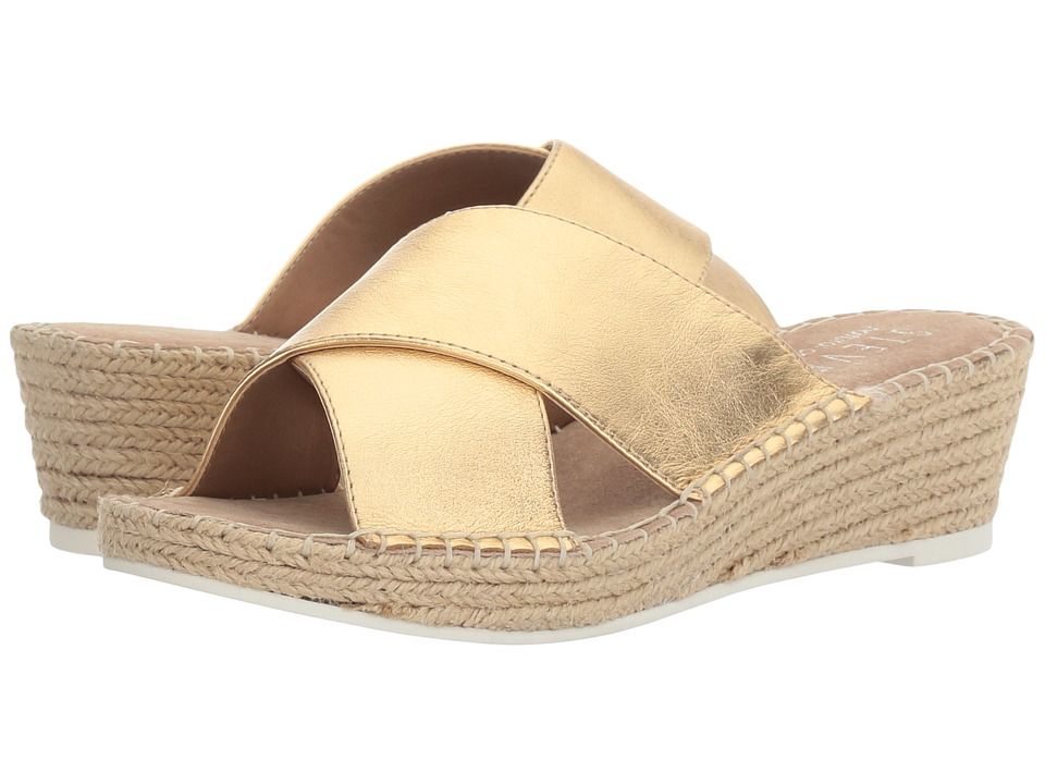 Steven Natural Comfort Iva (Gold) Women