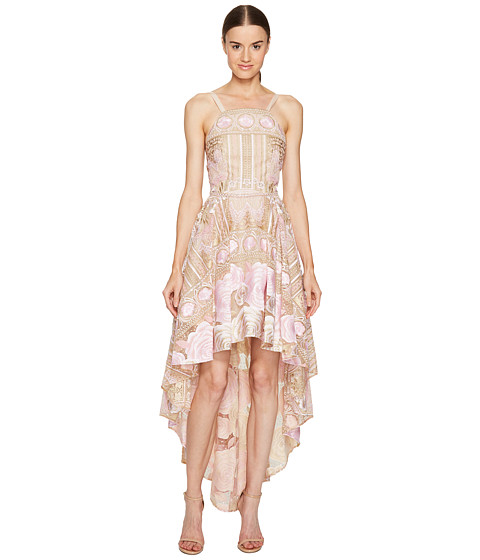 Marchesa Notte High-Low Tulle Gown