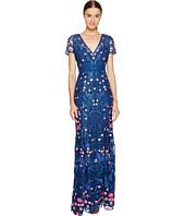 Marchesa Notte - A-Line Guipure Lace Gown