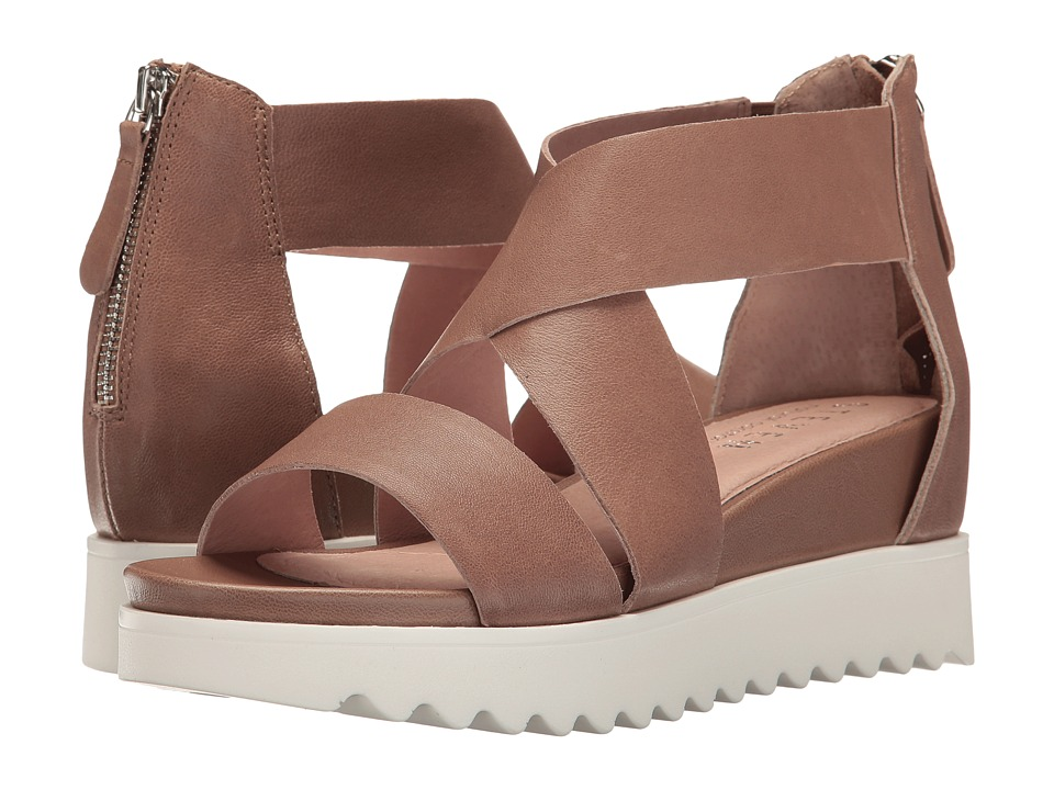 Steven Natural Comfort Kaley (Taupe Leather) Women