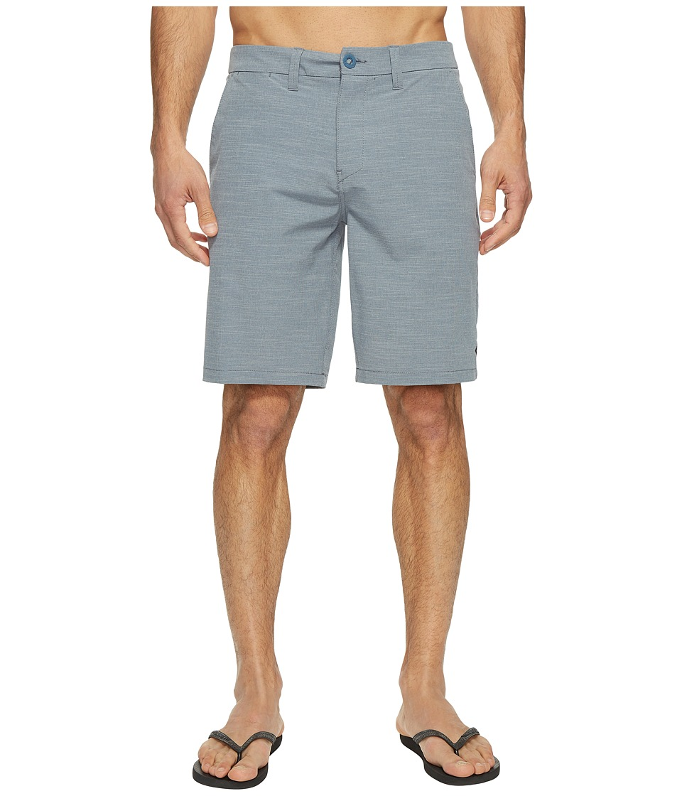 Rip Curl Mirage Jackson Boardwalk Walkshorts (Blue/Grey) Men