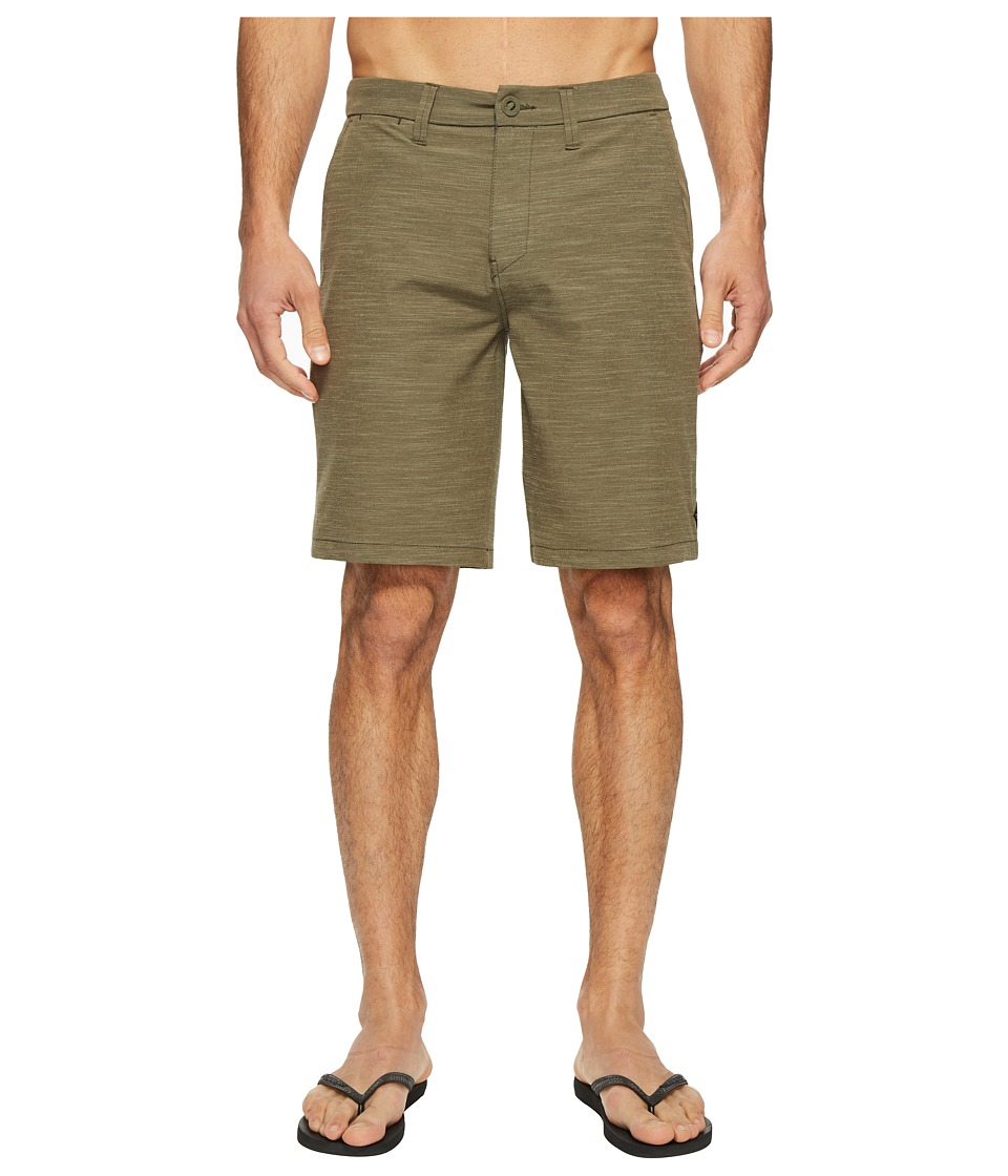 Rip Curl Mirage Jackson Boardwalk Walkshorts (Green) Men