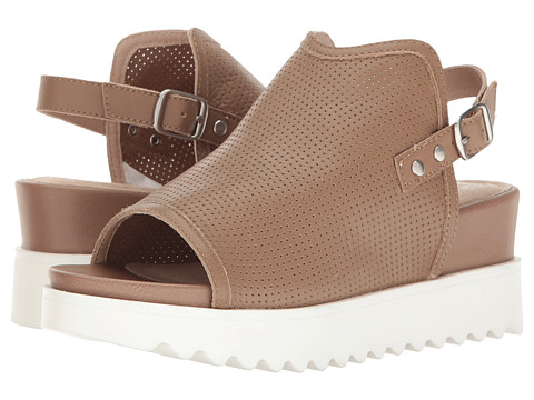 Steven Natural Comfort - Kandy - Taupe Leather