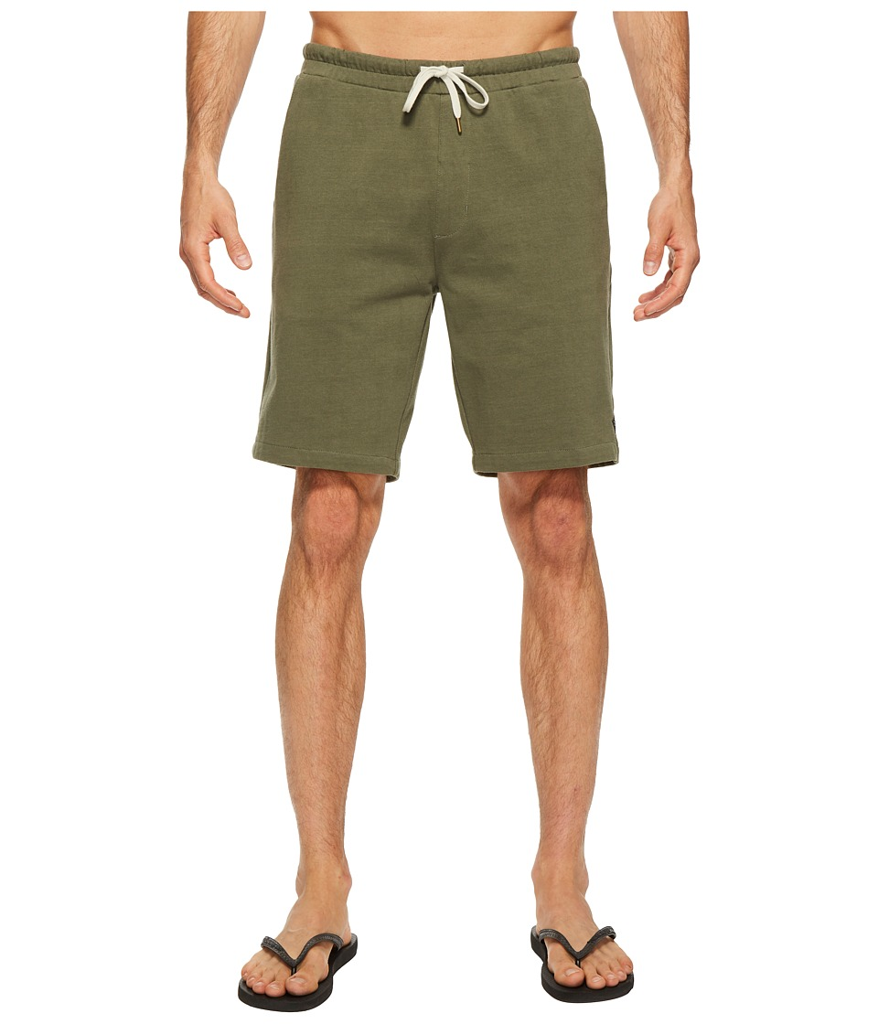 Rip Curl Boneyard Walkshorts (Green) Men