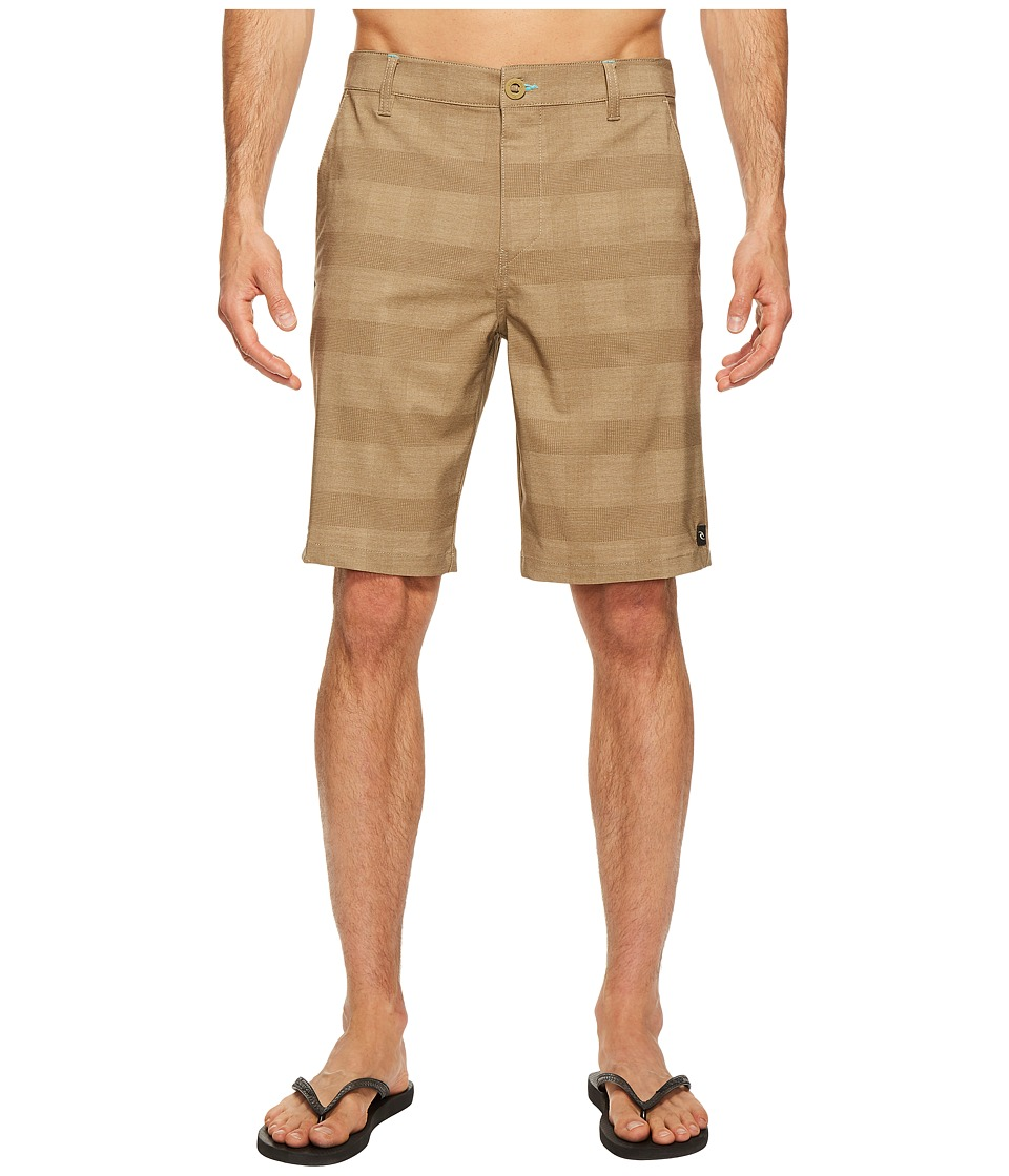 Rip Curl Mirage Declassified Walkshorts (Khaki) Men
