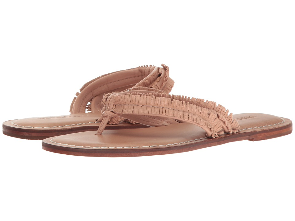 Bernardo Miami Fringe (Blush) Women