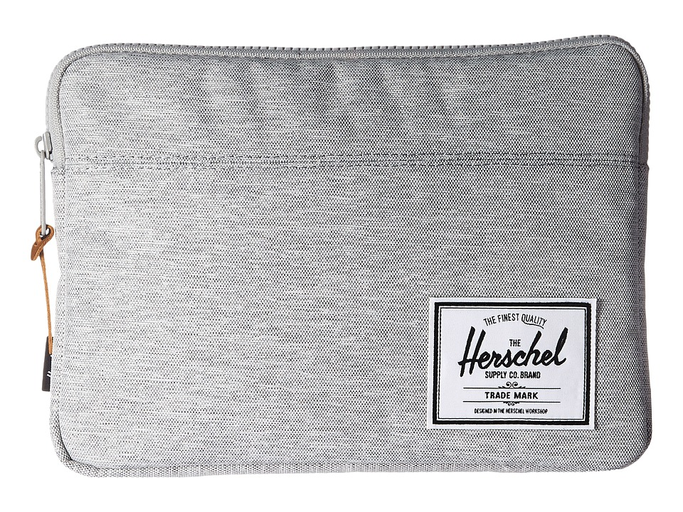 Herschel Supply Co. Anchor Sleeve for iPad Air (Light Grey Crosshatch) Computer Bags