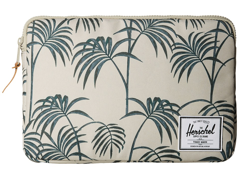 Herschel Supply Co. Anchor Sleeve 13 (Pelican Palm) Computer Bags