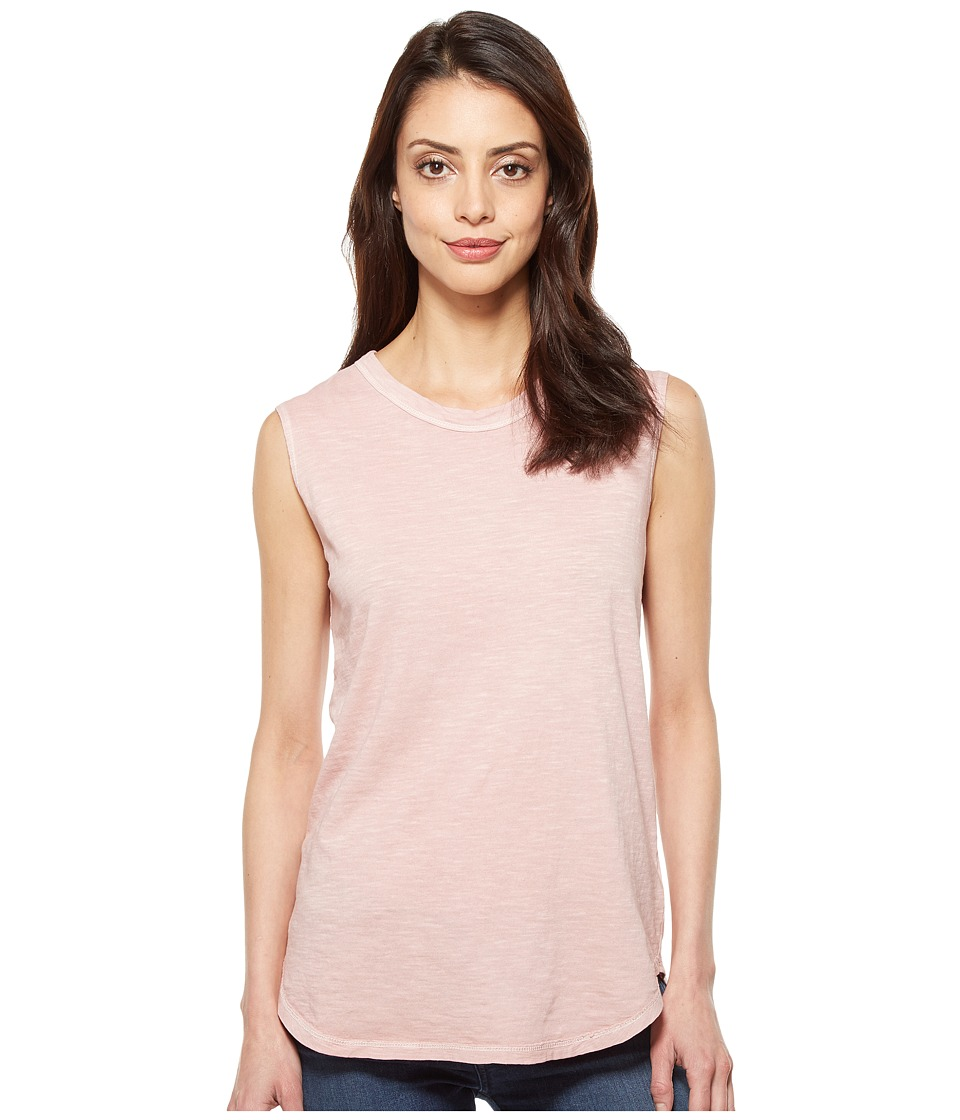 Alternative Alternative - Inside Out Slub Sleeveless T-Shirt