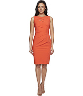 Tahari by ASL - Sheath w/ Double Bodice Cut Out