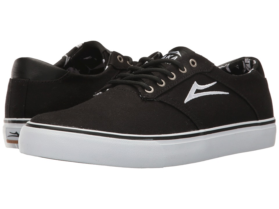 Lakai Porter (Black Canvas) Men