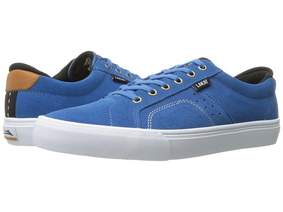 Lakai Flaco (Blue Suede) Men