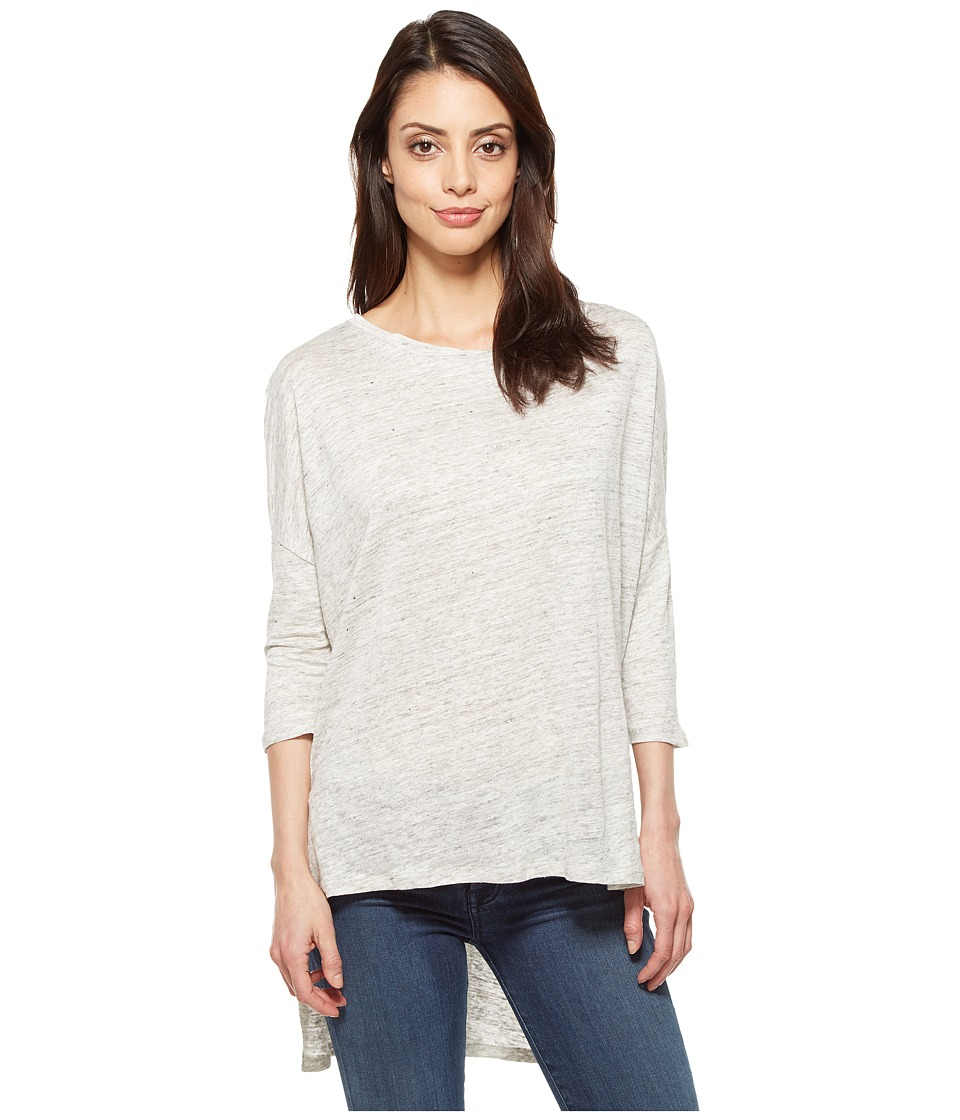 Alternative - Amelie Linen Jersey 3/4 Sleeve T
