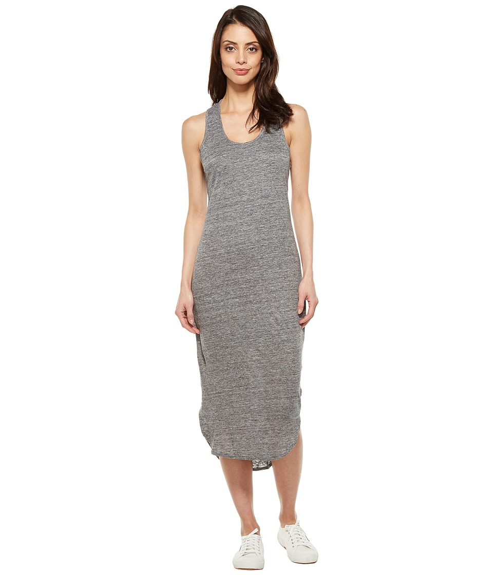 Alternative Alternative - Bridgette Linen Jersey Tank Dress