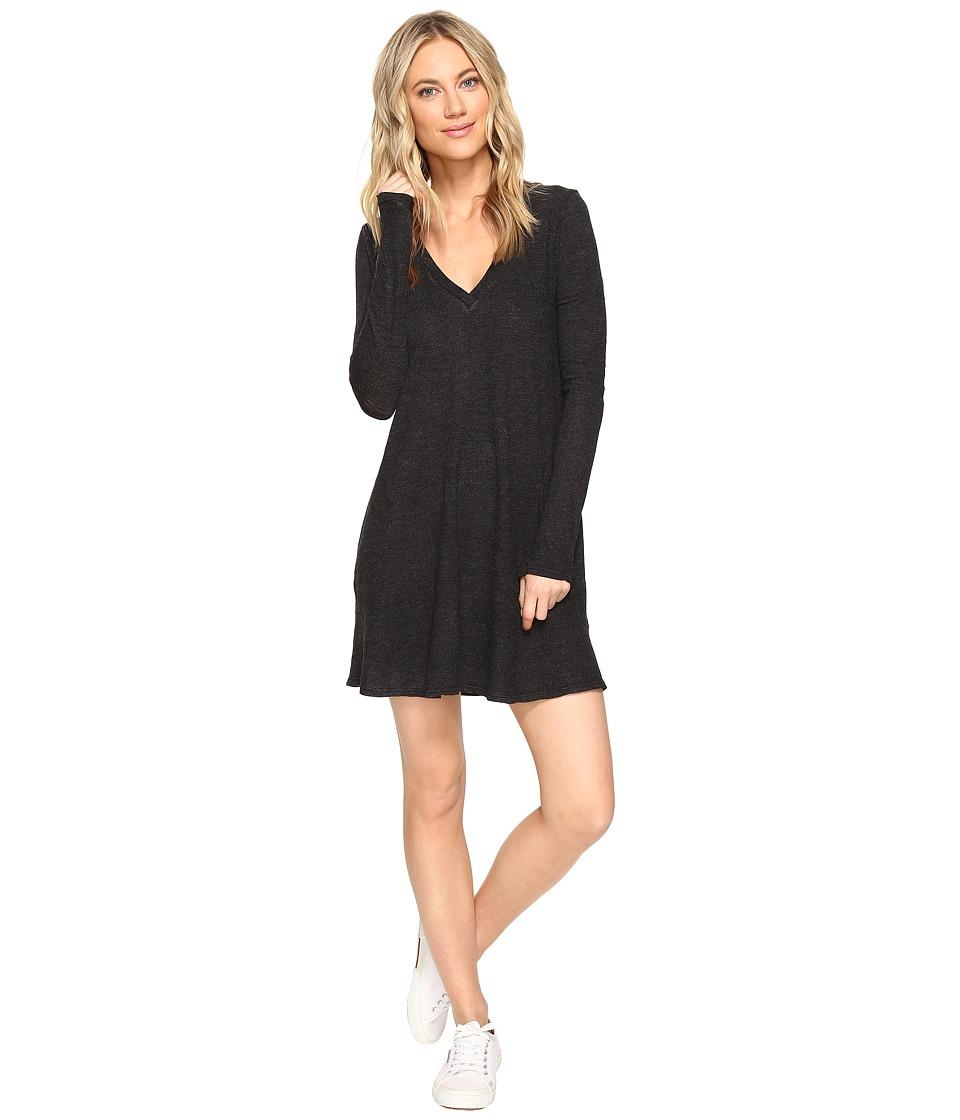 Lanston - Long Sleeve Pocket Dress