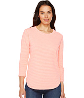 Fresh Produce - Pinstripe Catalina Top