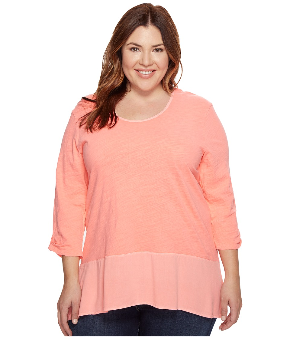 Extra Fresh by Fresh Produce - Plus Size Windfall Top (Su...
