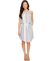 Dylan by True Grit - Coast Stripes Strappy Dress