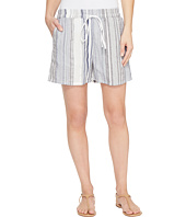 Dylan by True Grit - Coast Stripes Drawstring Shorts