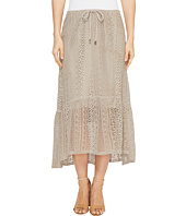 Dylan by True Grit - Sierra Lace Gypsy Skirt w/ Lining