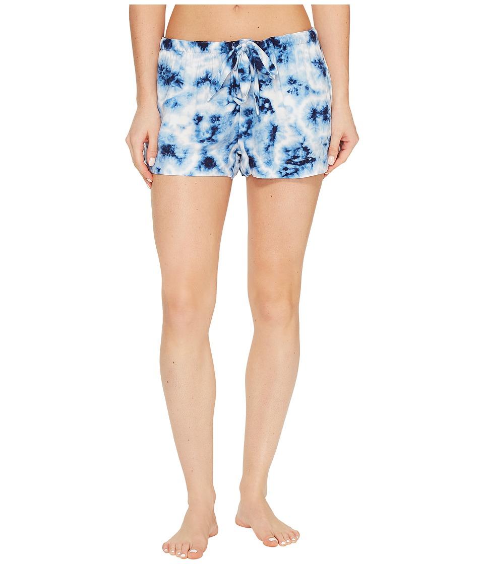 P.J. Salvage - Blue Batik Shorts