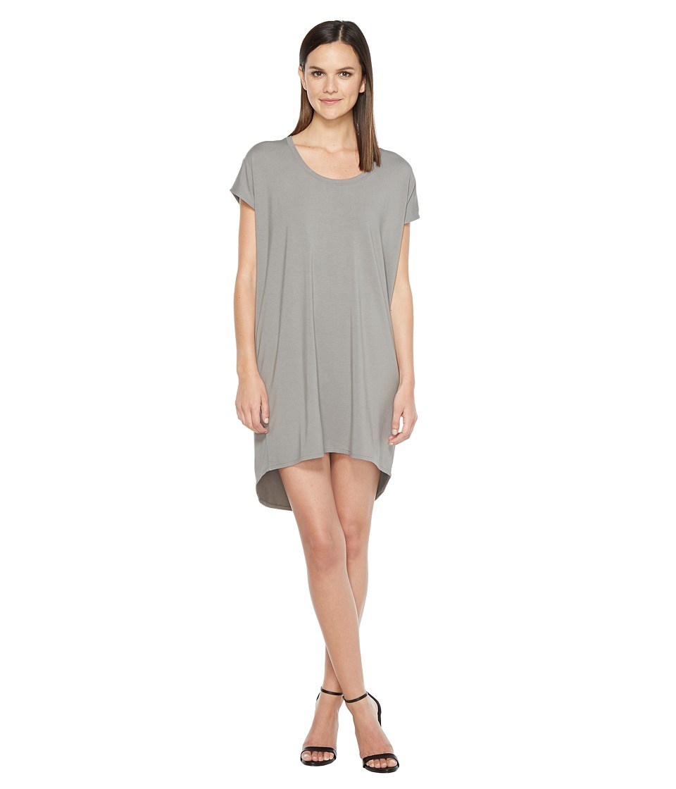 Lilla P Scoop Neck Dress (Pavement) Women