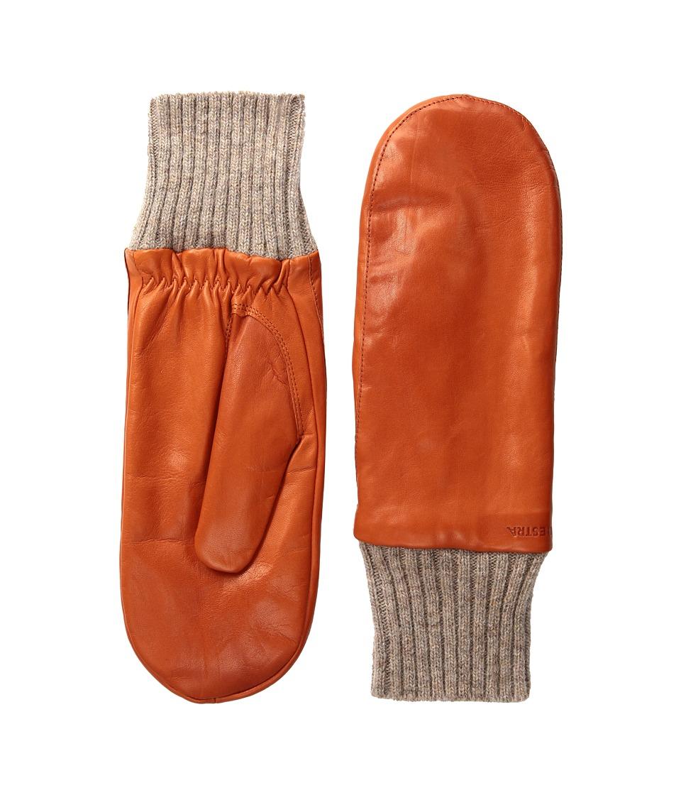 Hestra Tina (Orange) Dress Gloves