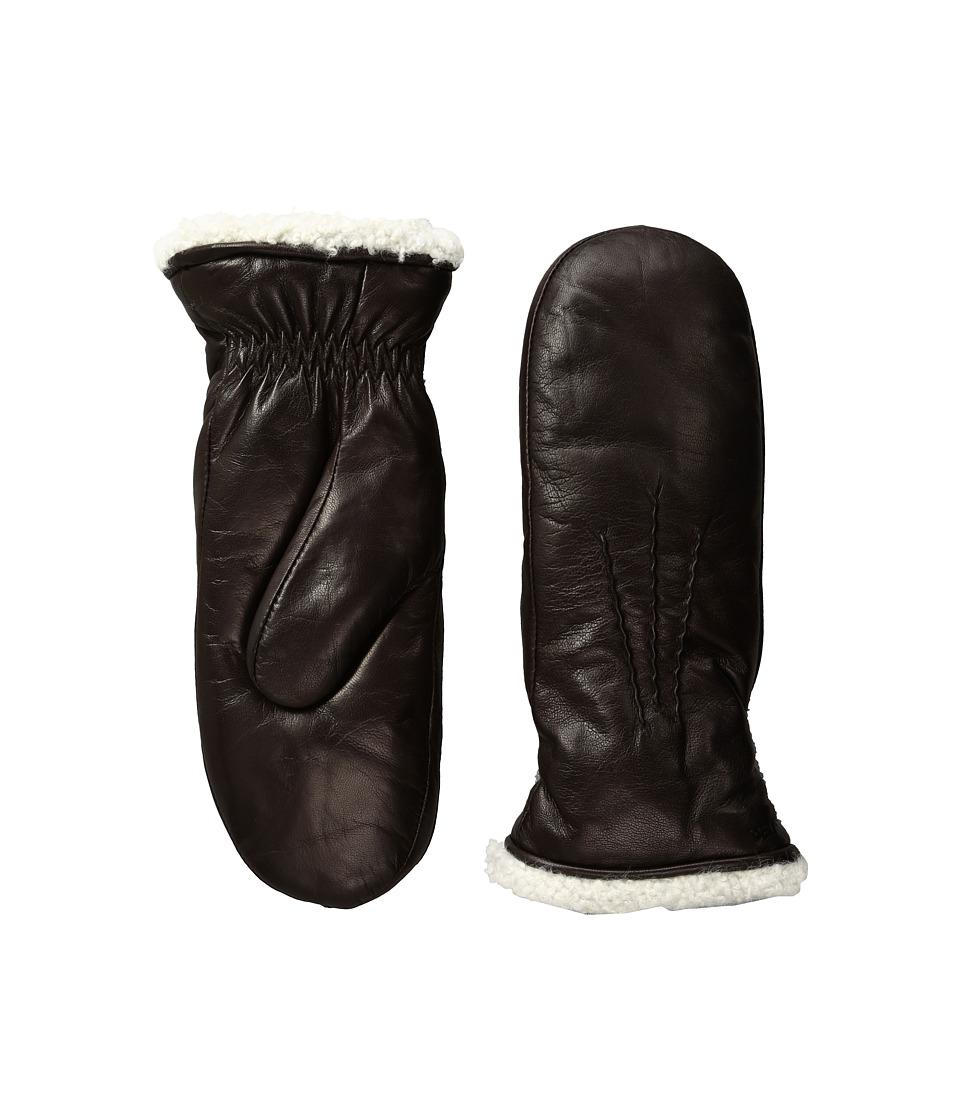 Hestra Kathryn (Espresso) Dress Gloves