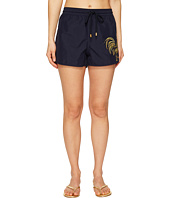 Vilebrequin - Year of the Rooster Drawstring Shorts Cover-Up