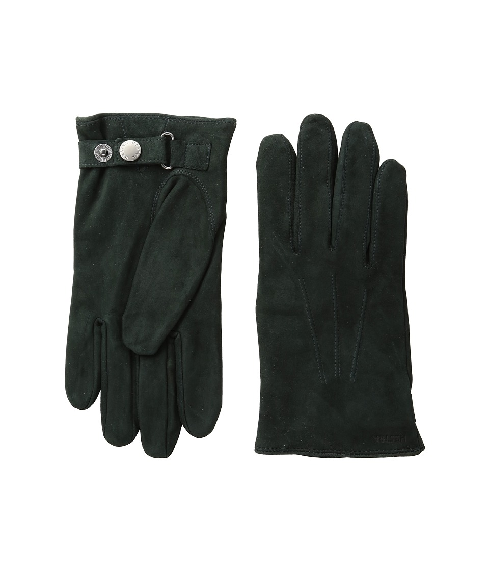 Hestra Robert (Green) Dress Gloves