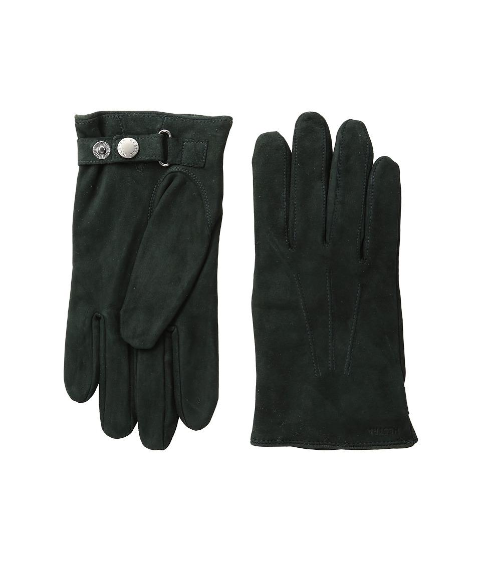 Hestra Robert (Green) Dress Gloves