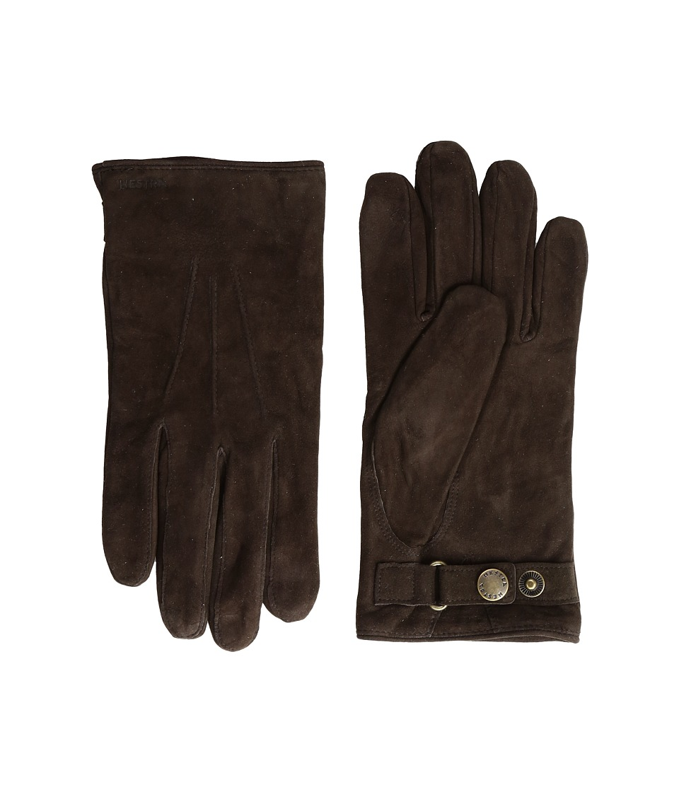 Hestra Robert (Espresso) Dress Gloves