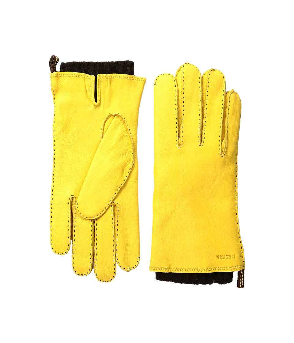 Hestra Tony (Natural Yellow) Dress Gloves