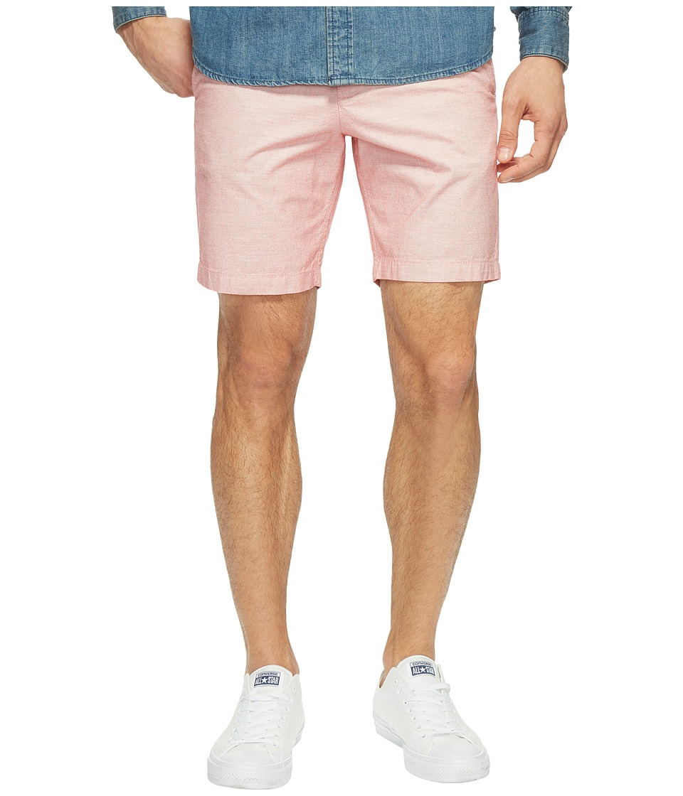 Original Penguin P55 8 Basket Weave Shorts (Samba) Men