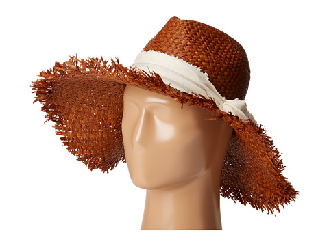 Michael Stars On The Fray Wide Brim Hat - Java
