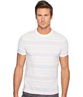Original Penguin - Short Sleeve Birdseye Wide Stripe Tee
