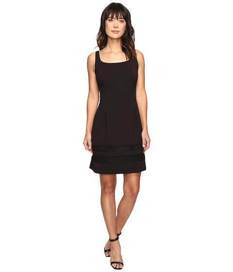 rsvp Harvest Fit and Flare Dress - Black