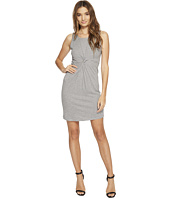 Brigitte Bailey - Annulet Ribbed Knot Dress