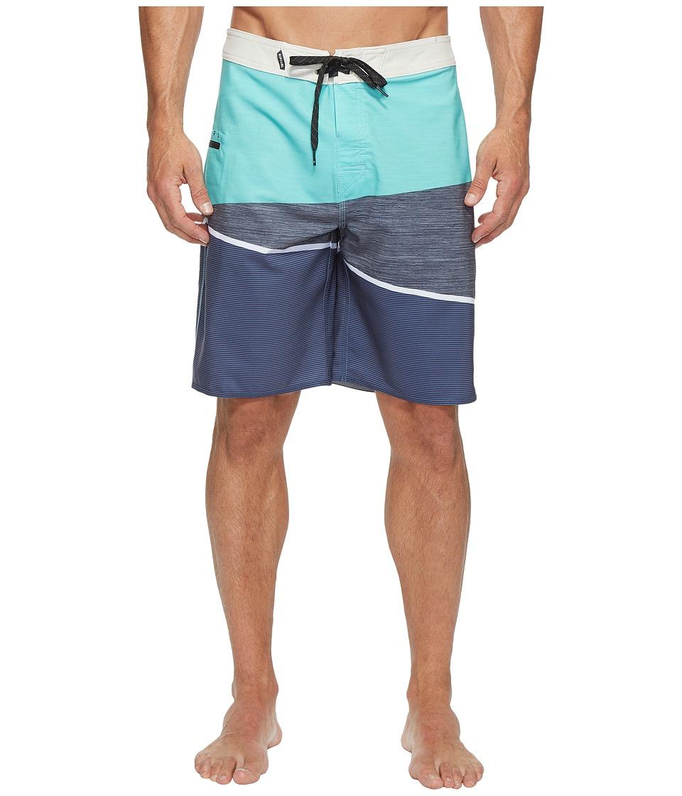 Rip Curl Mirage Wedge Boardshorts (Navy 1) Men
