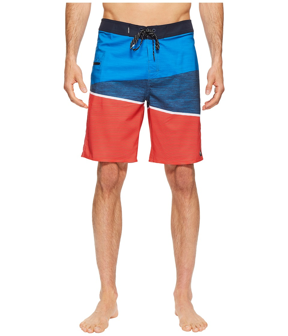 Rip Curl Mirage Wedge Boardshorts (Red 1) Men