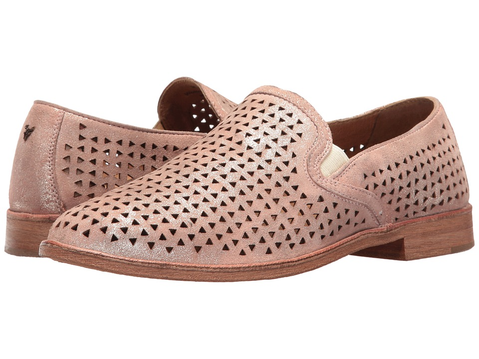 Trask Ali Perf (Blush) Slip-On Shoes