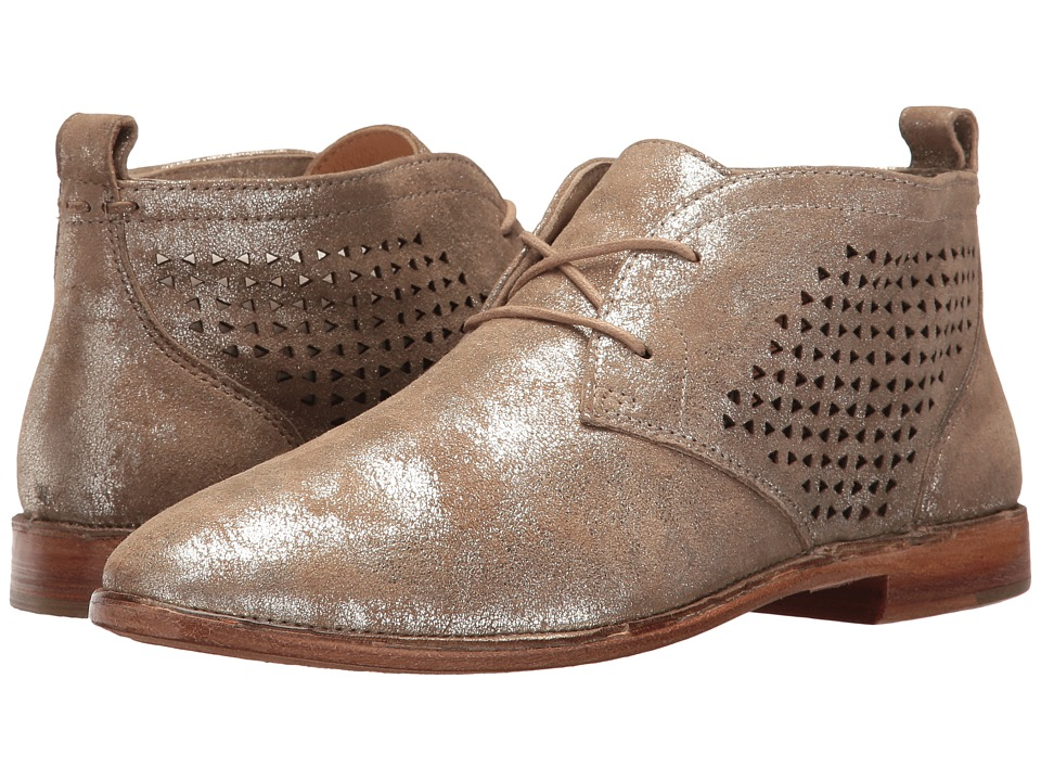 TRASK Addy (Taupe) Women's Flat Shoes