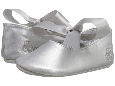 Polo Ralph Lauren Kids Briley (Infant/Toddler) - Silver Metallic