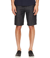 Vince - Relaxed Linen Shorts