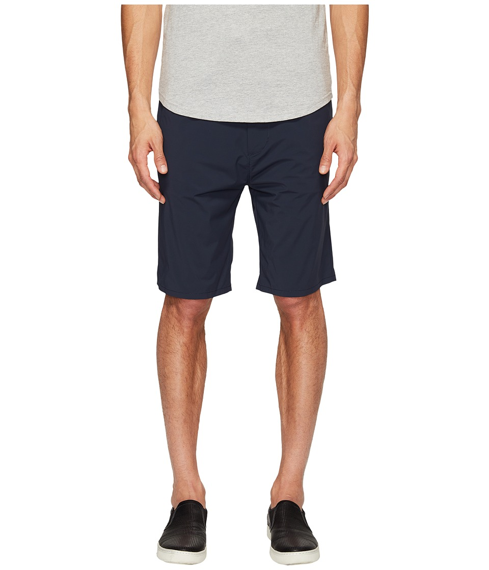 Vince Stretch Nylon Drop Rise Shorts (Coastal) Men