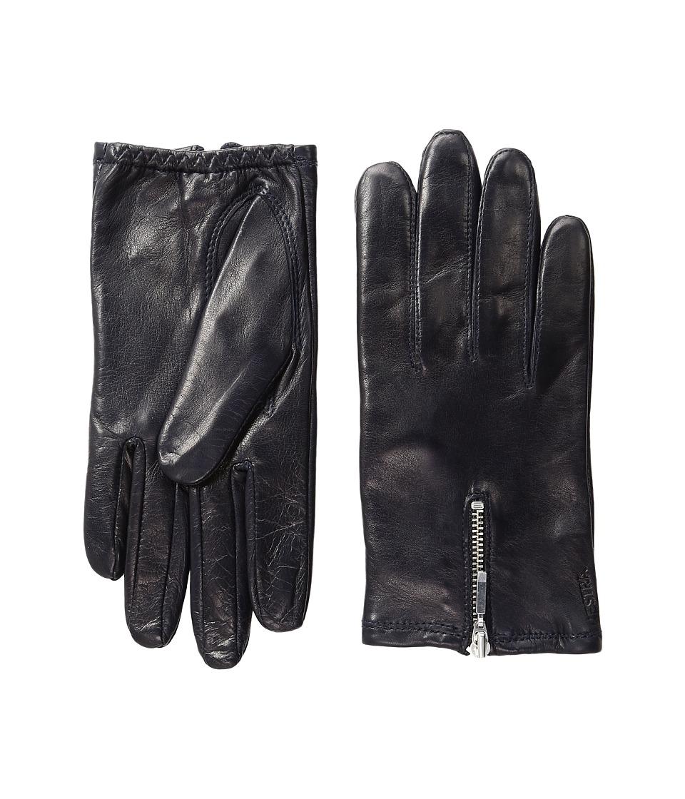 Hestra Cara (Navy) Dress Gloves